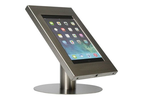 Bravour Tablet desk stand Securo 9-11 inch stainless steel