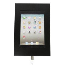 Ergo-AV Tablet wall-mount flat Securo 9-11 inch black
