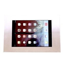 Ergo-AV Tablet wall-mount flat Securo 9-11 inch stainless steel
