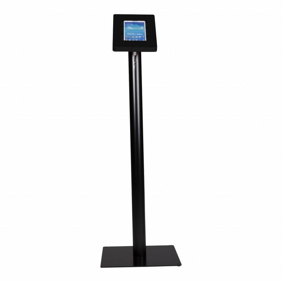 Tablet floor stand Meglio cassette 7-8 inch  white/black