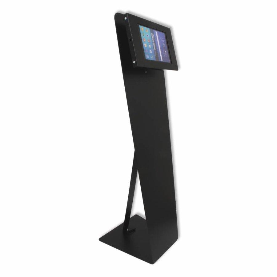 "Universal 7-8"" tablet floor stand Kiosk Securo, black"