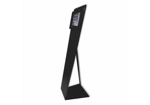 "Bravour Soporte de piso para tablets entre 12-13"", Kiosk, negro"
