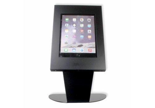 Bravour Soporte de escritorio para mini tablets, kiosk, negro