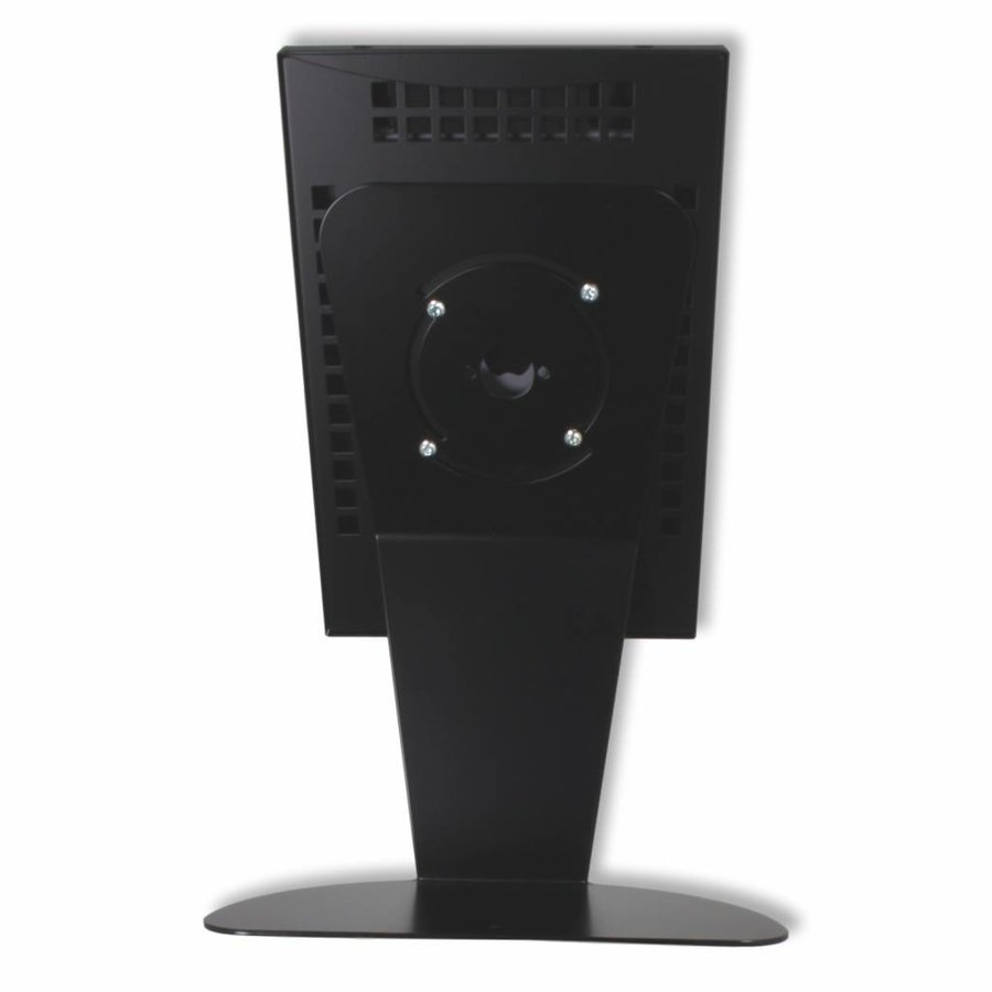 Floor stand for tablets 7-8 inch black Securo-Kiosk