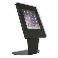 Floor stand for tablets 9-11 inch black Securo-Kiosk