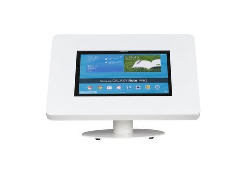 Bravour Soporte escritorio para tablets de 12 a 13 pulgadas, blanco, Meglio