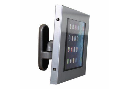 "Bravour Montaje de pared para tablets entre 7-8"" con distancia regulable max 125 mm. Flessibile, Securo"