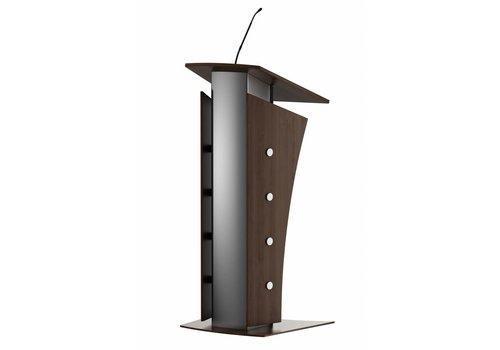 Bravour Armagosa - mównica metalowo - drewniana
