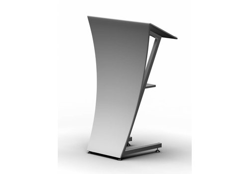 Bravour Neptune - Lectern with curved frontpanel