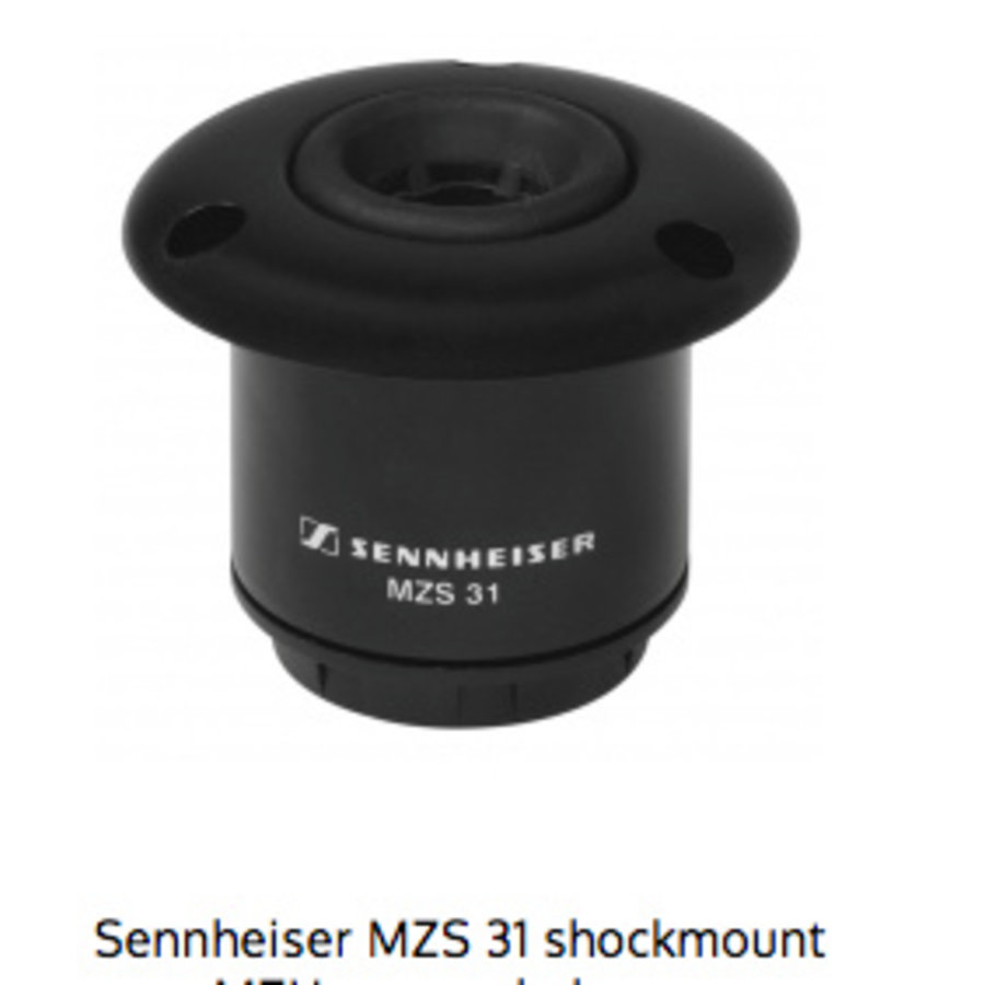 Noise reduction for gooseneck microphone