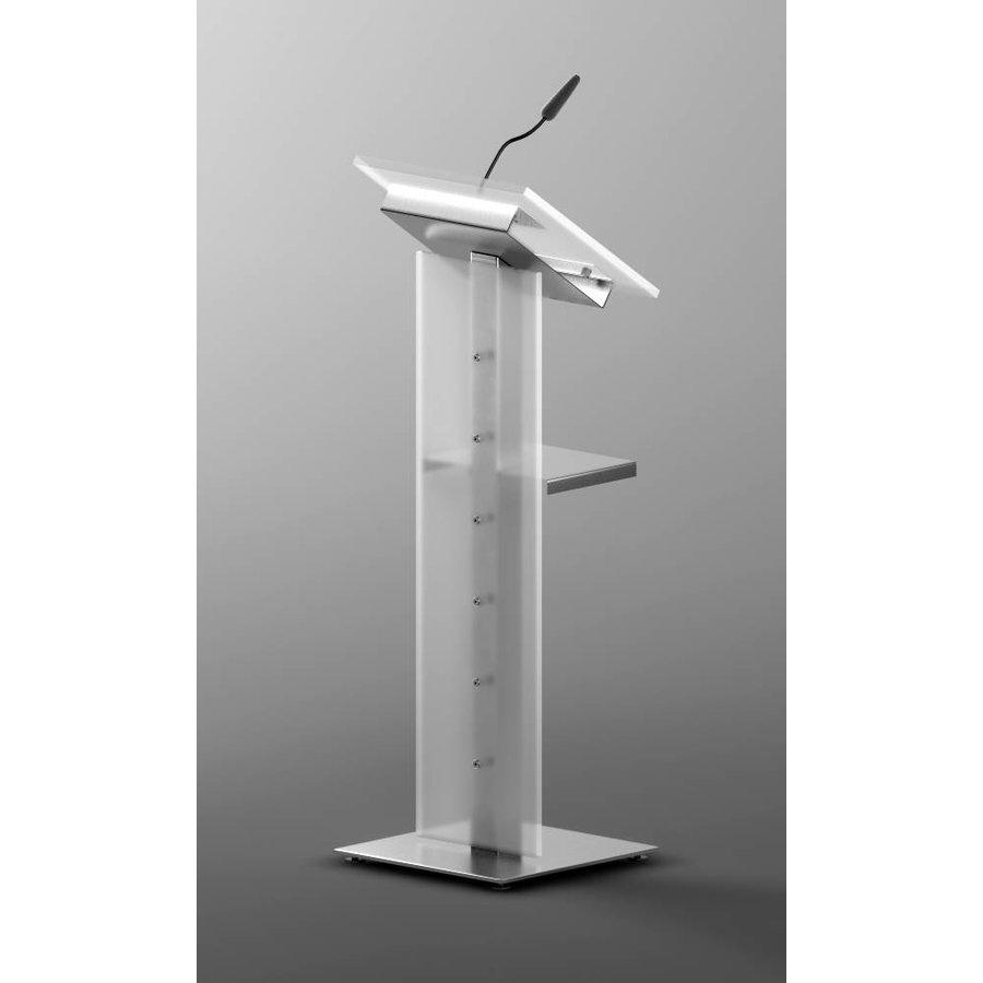 Inox Z - design lectern