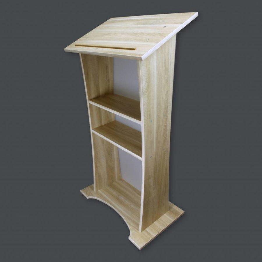 Shenzi - Wooden with acrylic front panel