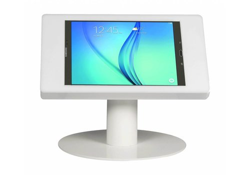 "Bravour Desk stand for Samsung Tab E 9.6"" white Fino"
