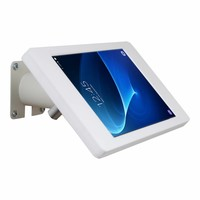 "Wall or desk stand for Samsung Galaxy Tab A 2016 10.1"" white Fino"