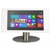 "Microsoft Surface Pro 4 12.3"" desk stand Fino white-stainless steel"