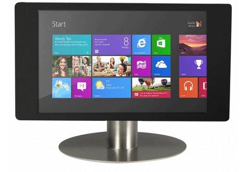 "Bravour Tafelstandaard voor Microsoft Surface Pro 4 12.3"" zwart RVS Fino"