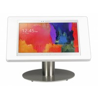 """Samsung Galaxy Note Pro 12.2"""" desk stand  Fino white/stainless steel"""