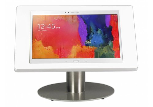 "Bravour Desk stand for Samsung Galaxy Note Pro 12.2"" white/stainless steel Fino"