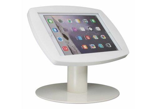 Bravour Soporte para iPad Air, iPad Air 2 y iPad Pro 9,7 blanco, montaje escritorio, Lusso