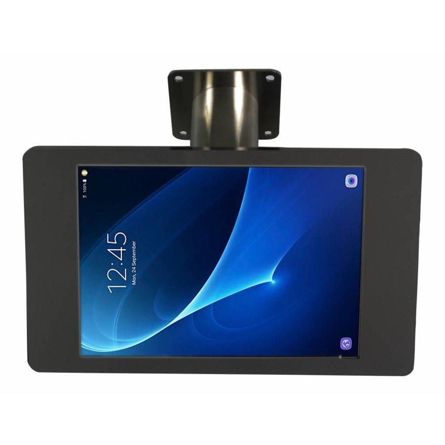"""Soporte para tablet Samsung Galaxy TAB E 9.6"""", negro, Fino. soporte para escritorio ó pared"""