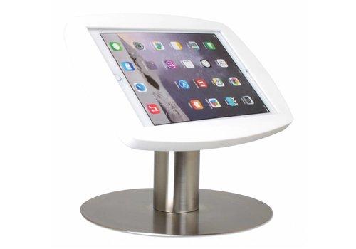 """Bravour Lusso - Stojak biurkowy dla  iPad Air, iPad Air2 & iPad Pro 9,7"""", biały  wspornik metalowy"""