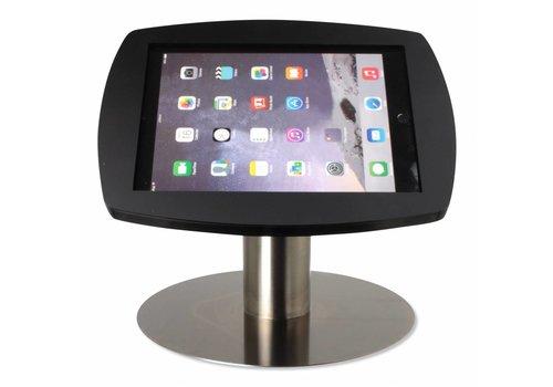 """Bravour Lusso - Stojak biurkowy dla  iPad Air, iPad Air2 & iPad Pro 9,7"""", czarny z wspornik metalowy"""