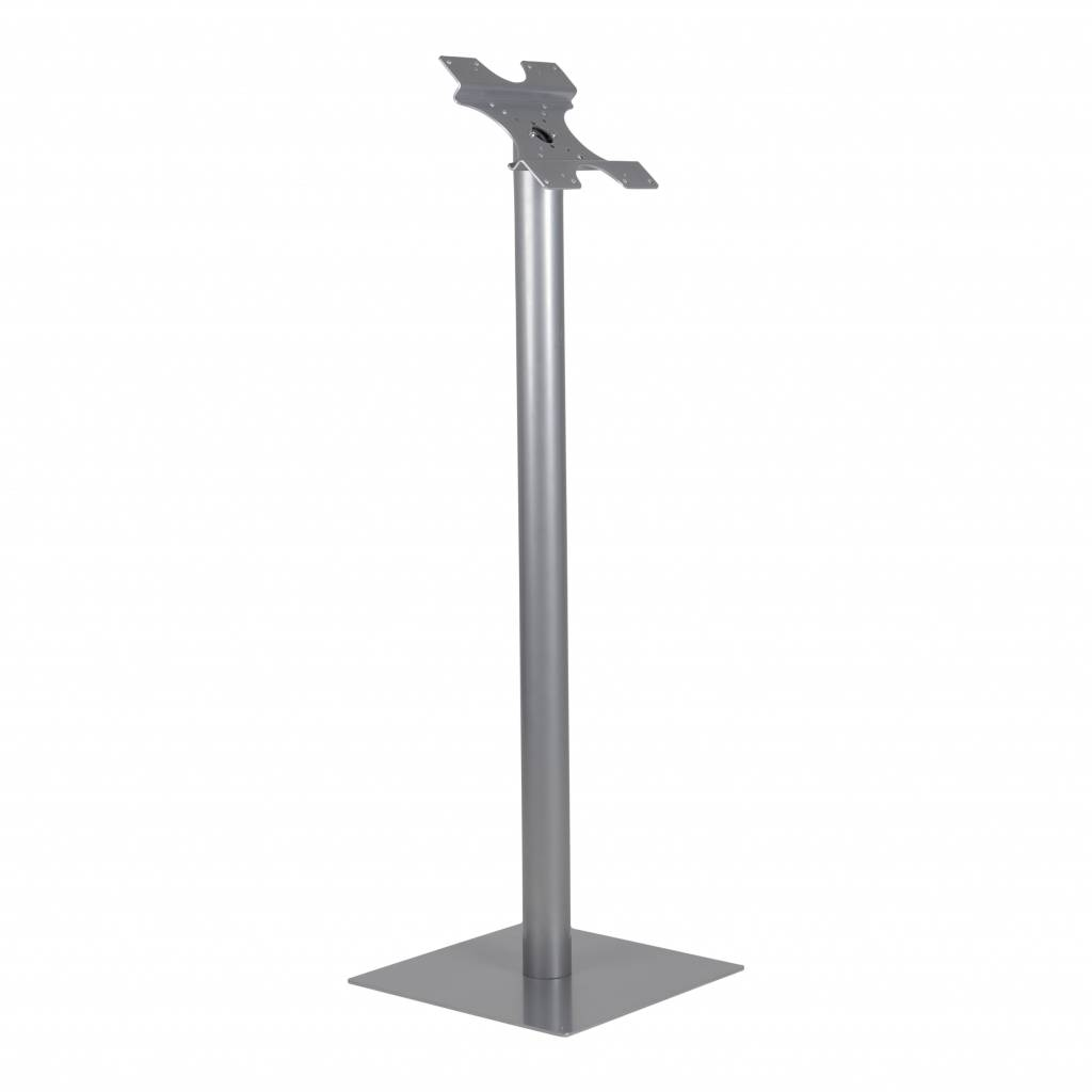 Modulare Monitor Floor Stand Vesa 75 Up To 200 Exhibishop