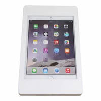 "Cassette for Apple iPad Pro 12,9"" white/black Fino"