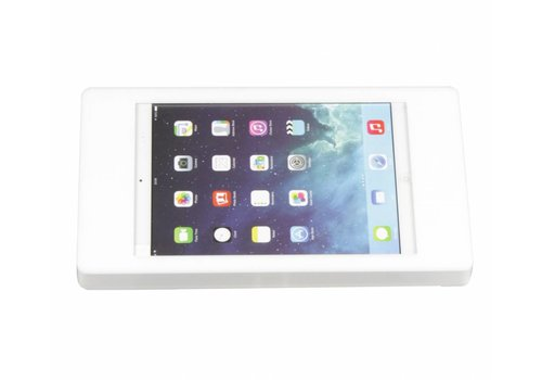 Bravour Cassette for iPad mini, white/black Fino