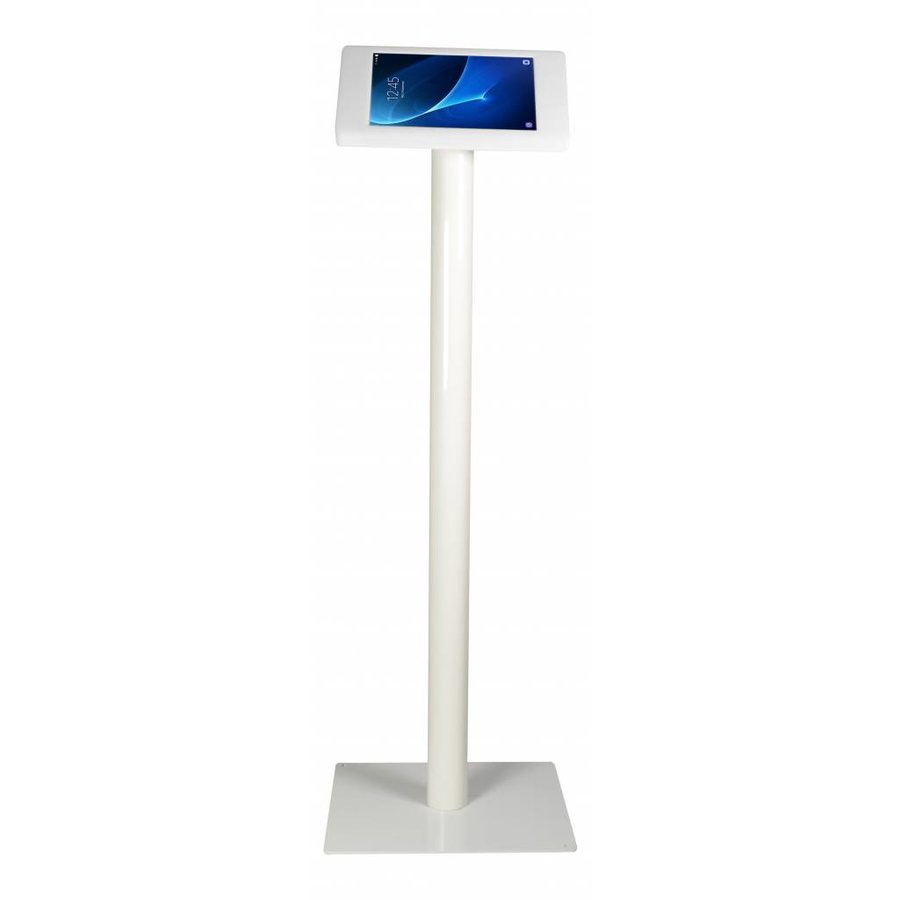 """Floor stand for Samsung Galaxy Tab A & S 9,7""""  white Fino"""