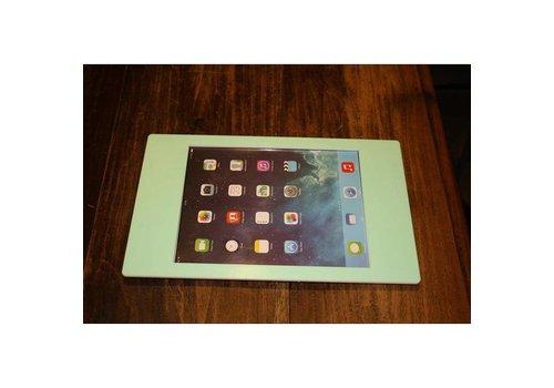 Bravour Marco para cubrir botones de inicio para iPad