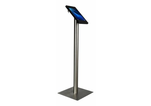 """Bravour Tablet floor stand for Samsung Galaxy Tab A 2016 10.1"""" black-stainless steel Fino"""