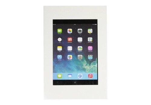 """Bravour Cassette voor tablet tussen 12-13"""" Securo, wit, zwart, grijs,  RVS"""
