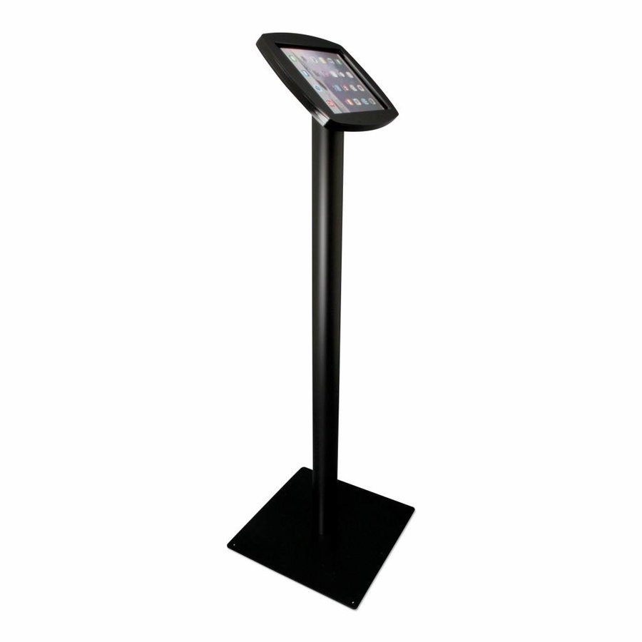 Floor stand for iPad Air, iPad Air 2, iPad Air 9,7 black Lusso