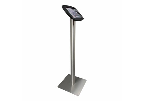 Bravour Floor stand for iPad Air, iPad Air 2, iPad Air 9,7 black-stainless steel Lusso