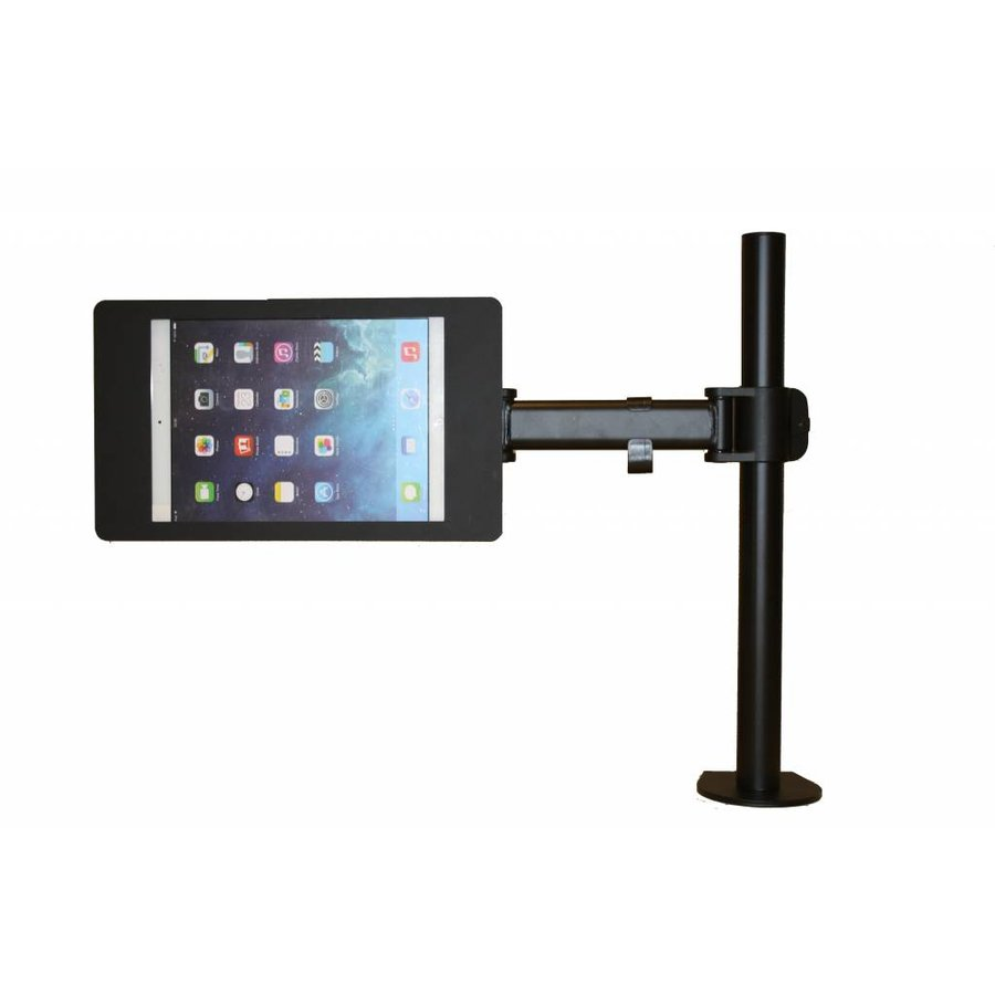 Flessibile desk mounte, Securo casing