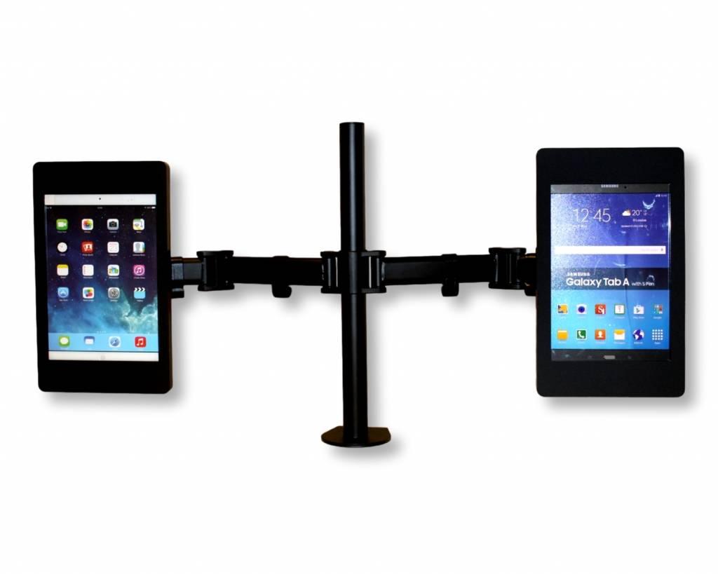 Tablet Houder Tafel : Flessibile tafel standaard voor tablets in hoogte verstelbaar