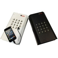 Universal desktop iNsync DU16 for USB Chargeable Devices: 16 Ports