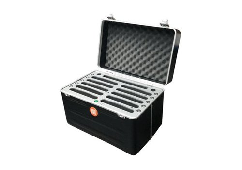"Parotec-IT Parotec-IT tablet transportcase with charging function for 10 iPad's and tablets up till 10.2""; inSync C452"