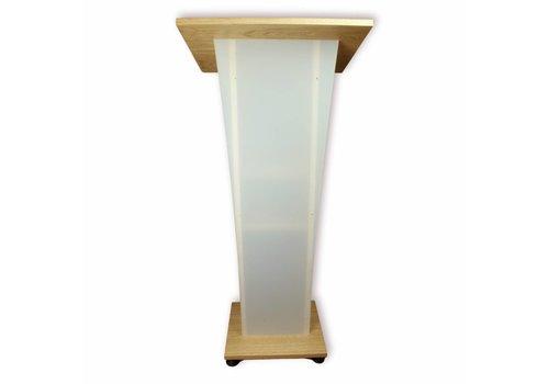 Bravour Pollux - Hermosa combinación de madera y acrilico