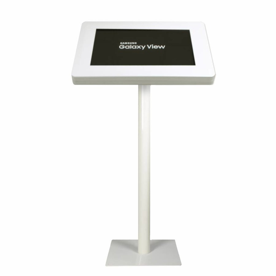 """Tablet floor stand for Samsung Galaxy View 18,4"""" white, Fino"""