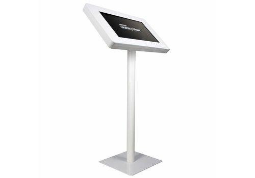 "Bravour Tablet Vloerstandaard voor Samsung Galaxy view 18,4"", Fino, wit"