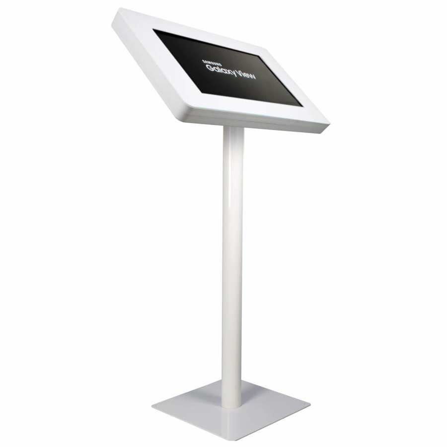 "Tablet floor stand for Samsung Galaxy View 18,4"" white, Fino"