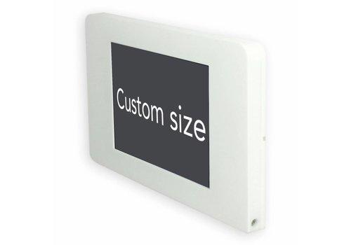 Bravour Vlakke wandhouder voor Samsung 7,0, Samsung Galaxy, Samsung Pro tablets, wit, Piatto