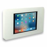 "Piatto, montaje de pared, muro para iPad Mini, iPad 9.7, iPad 10.5"", iPad Pro 12.9"", blanco"