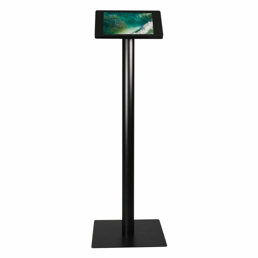"iPad iPad 10.5"" Floor stand Fino - black met lock included"