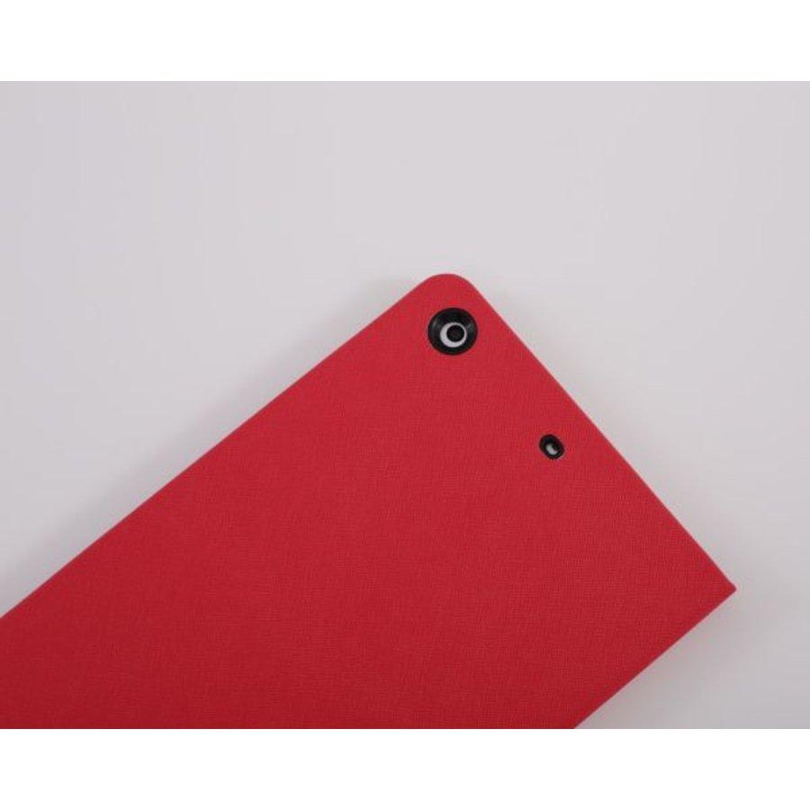 iPad mini 2/3 Wireless Charging case, red, black, Preforza