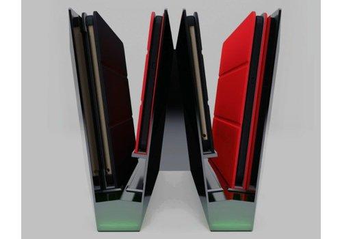 Preforza Estación de carga inalámbrica TX4 carga hasta 4 iPads