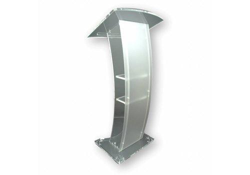 Bravour Vigelis - Atril transparente elaborado en acrílico