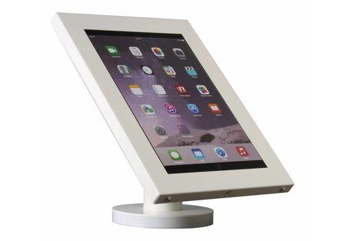 Bravour Tablethouder voor tablets tussen 12-13 inch, wit, gemonteerd aan muur of op tafel
